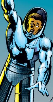Turk Barrett (Earth-616) as Stilt Man from Daredevil Vol 1 186 (cut)