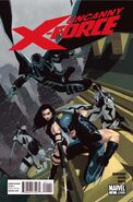 Uncanny X-Force Vol 1 1