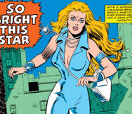 Alison Blaire (Earth-616) from Dazzler Vol 1 1 0001