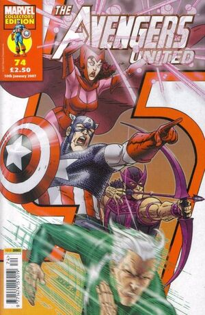 Avengers United Vol 1 74