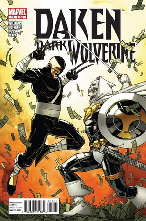 Daken Dark Wolverine Vol 1 12