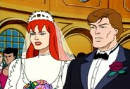 Mary Jane Watson (Clone) & Peter Parker (Earth-92131)