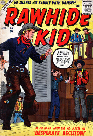 Rawhide Kid Vol 1 16