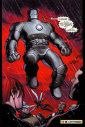 Starktech 9 (Earth-616) from Mighty Avengers Vol 1 1 001
