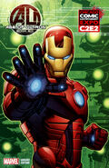 Age of Ultron Vol 1 6 C2E2 Variant