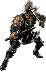 Ares (Earth-12131) from Marvel Avengers Alliance 001