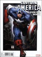 Captain America Poster Book Vol 1 1