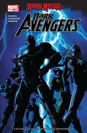 Dark Avengers Vol 1 1