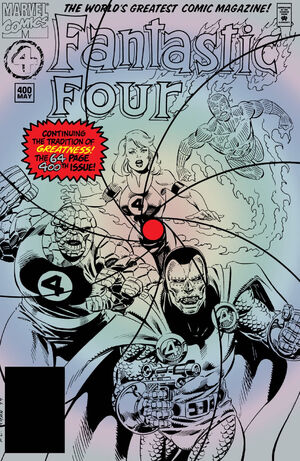 Fantastic Four Vol 1 400