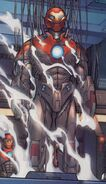 Iron Tech Armor (Earth-1610) 001