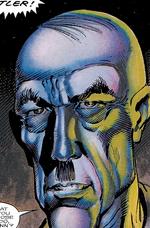 Adolf Hitler (Earth-597) from Excalibur Weird War III Vol 1 1 0001