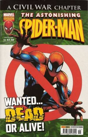 Astonishing Spider-Man Vol 2 55