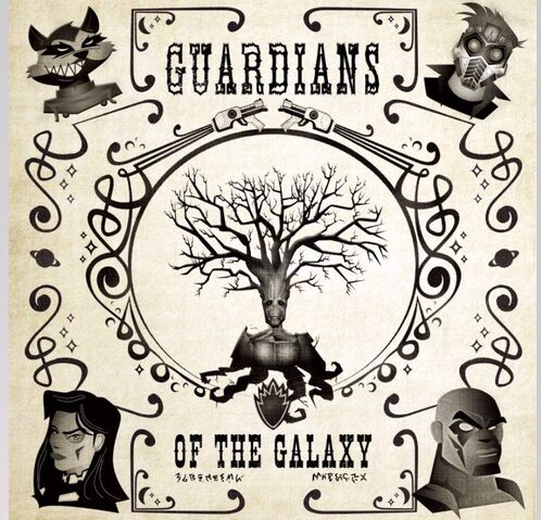 File:All-New Guardians of the Galaxy Vol 1 1 Hip-Hop Variant Textless.jpg