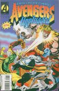 Avengers Unplugged Vol 1 1