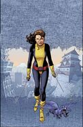 Kitty Pryde Shadow and Flame Vol 1 1 Textless