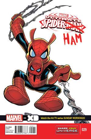 Marvel Universe Ultimate Spider-Man Vol 1 29