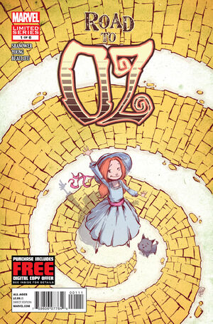 The Road to Oz Vol 1 1