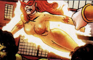 Angelica Jones (Earth-2149) from Marvel Zombies Vs. Army of Darkness Vol 1 3 0001