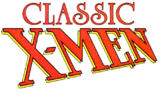 Classic X-Men logo