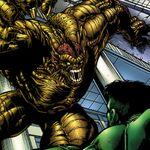 Emil Blonsky (Earth-5901) in Hulk Destruction Vol 1 2 001