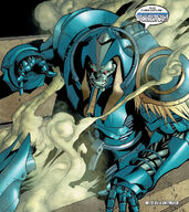 En Sabah Nur (Earth-616) from X-Men Apocalypse vs. Dracula Vol 1 1 0002