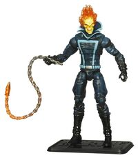 Johnathan Blaze (Earth-616) from Marvel Universe (Toys) Series 2 Wave X 0001