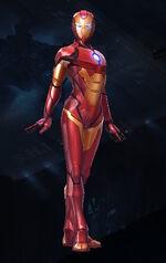 Riri Williams (Earth-TRN012) from Marvel Future Fight 001