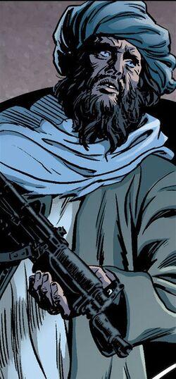Al-Qaeda (Earth-1610) Secret Avengers Vol 2 1