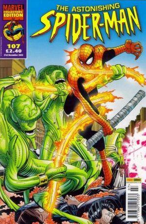 Astonishing Spider-Man Vol 1 107