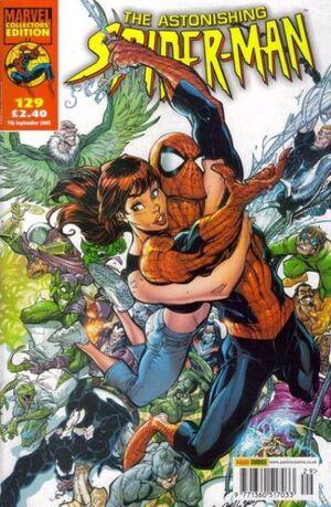 Astonishing Spider-Man Vol 1 129