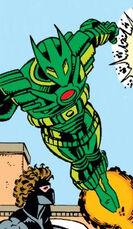 Daniel Bannion (Earth-616) from Amazing Spider-Man Vol 1 355 0001