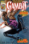 Gambit Vol 3 1 Variant Dynamic Forces