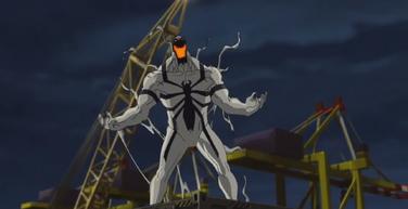 Harry Osborn (Earth-12041) as Anti-Venom from Ultimate Spider-Man Season 4 8