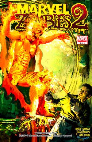 Marvel Zombies 2 Vol 1 2