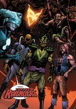 New Revengers (Earth-616) from New Avengers Vol 4 7 001