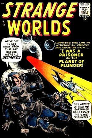 Strange Worlds Vol 1 2