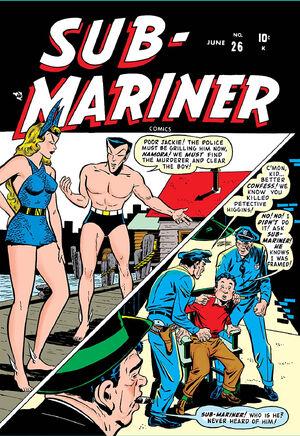 Sub-Mariner Comics Vol 1 26