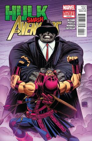 Hulk Smash Avengers Vol 1 4