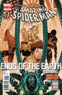 Amazing Spider-Man Ends of the Earth Vol 1 1