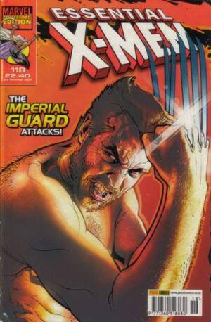 Essential X-Men Vol 1 118