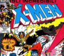 Comics:Gli Incredibili X-Men 1