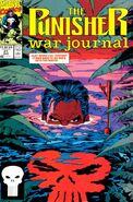 Punisher War Journal Vol 1 21