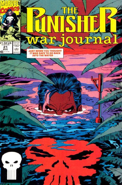 Punisher War Journal Vol 1 21 | Marvel Database | FANDOM ...