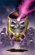 Super-Villain Team-Up MODOK's 11 Vol 1 1 Textless