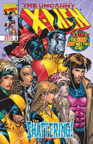 Uncanny X-Men Vol 1 372
