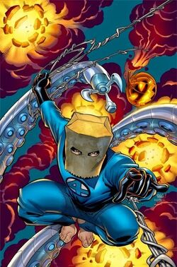 Bombastic Bag-Man   Marvel Database   FANDOM powered by Wikia