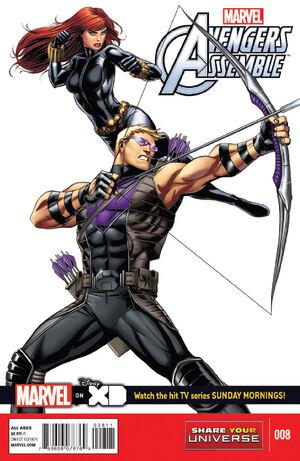 Marvel Universe Avengers Assemble Vol 1 7