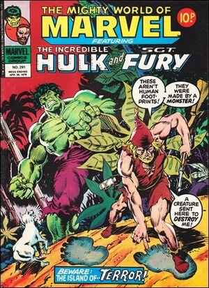 Mighty World of Marvel Vol 1 291