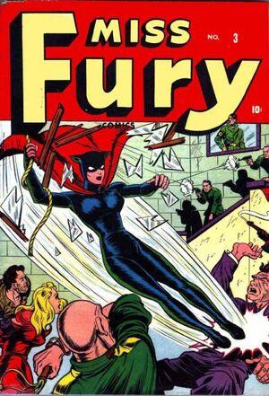 Miss Fury Vol 1 3
