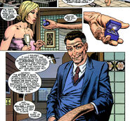 Reed Richards gives a ring to Sue from Fantastic Four First Family Vol 1 5